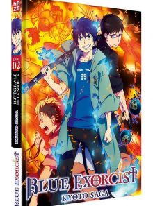 Blue exorcist - saison 2 : kyôto saga, box 2/2 - édition collector