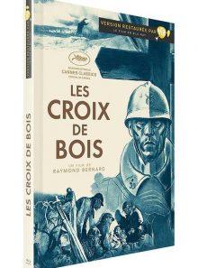 Les croix de bois - édition digibook collector - blu-ray