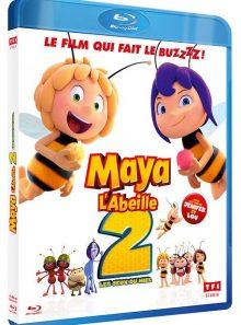 Maya l'abeille 2 : les jeux du miel - blu-ray