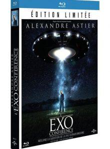 Alexandre astier - l'exoconférence - édition limitée - blu-ray