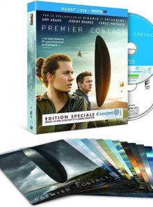 Premier contact - edition combo dvd/blu-ray + cartes