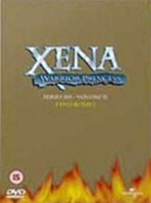 Xéna warrior princess - saison 6 coffret 2