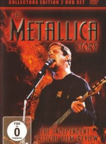 The metallica story documentaire (coffret de 2 dvd)