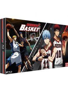 Kuroko's basket - intégrale de la série saisons 1 à 3 - édition limitée - blu-ray