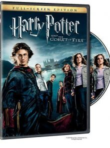 Harry potter and the goblet of fire (full screen edition) (harry potter