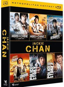 Jackie chan - coffret 6 films - blu-ray