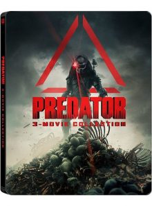 Predator : la trilogie - édition limitée boîtier steelbook - blu-ray