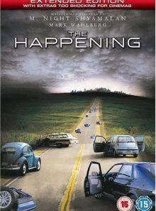 The happening (2 disc edition with bonus digital copy)