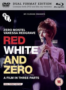 Red, white and zero - bfi flipside 36 (dual format edition)