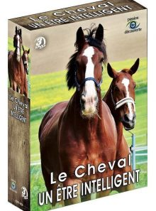 Le cheval - un être intelligent (3dvd)