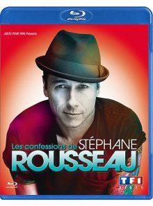 Rousseau, stéphane - les confessions de stéphane rousseau - blu-ray
