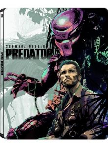 Predator - édition limitée steelbook 4k ultra hd + blu-ray