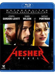 Hesher (rebel) - blu-ray
