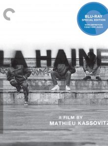 La haine (the criterion collection) [blu ray]