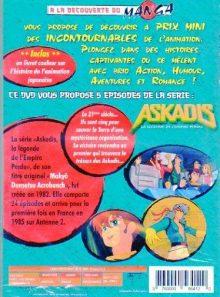 L'empire des cinq  askadis  vol.1