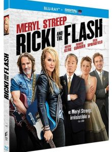 Ricki and the flash - blu-ray + copie digitale