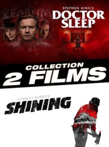 Pack stephen king's doctor sleep + shining